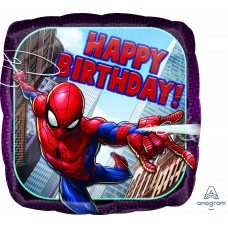 SD-SQ:Spider-Man Happy Birthday